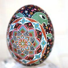 Turtle Easter Egg #easter