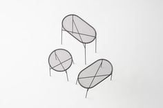 Basket container by Nendo