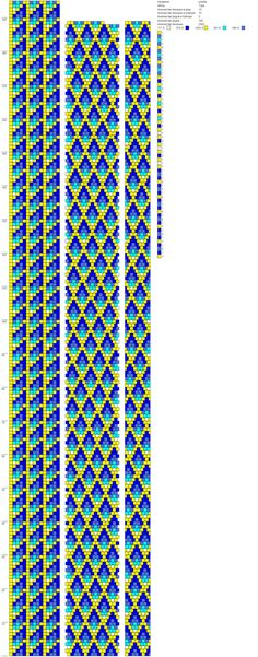 Жгуты из бисера схемы's photos – 6,091 photos   VK