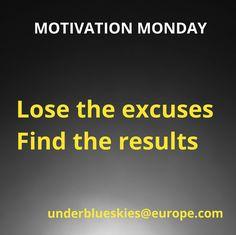 Monday Motivation, Life Hacks, Blue, Useful Life Hacks