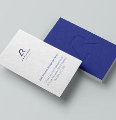 Arriamo Inversiones Business Cards #branding #businesscards #visualidentity #stationary