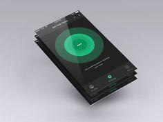 Voice Recorder Apps Ui