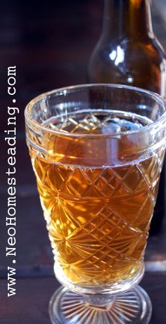 How to Make Your Own Mead and Fruit Wine at Home - from Neo-Homesteading
