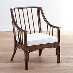 samar rattan chair from world market $199.99.  paint it a wild color and what a fun chair.