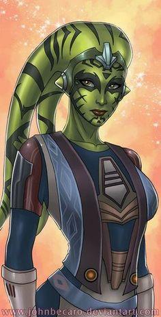 SWTOR Sith Twi'lek by Aliens-of-Star-Wars.deviantart.com on @deviantART