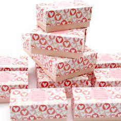 Caixinhas Personalizadas .   * Para personalizar entre em contato com a Papermint.    papermint@papermint.com.br