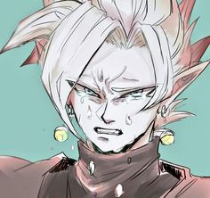 Black Goku, Zamasu Fusion, Merged Zamasu, Zamasu Black, Great Albums, Fandoms, Manga, Me Me Me Anime, Artist At Work