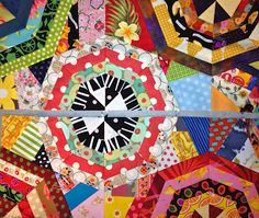 tutorial here -nifty quilts