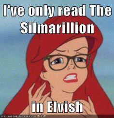 Best Hipster Ariel yet