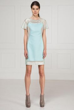 Would be modest with more length; Matthew Williamson Resort '13