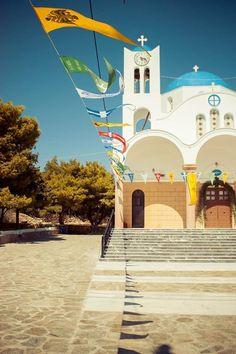 Greek church on Paros island pic by Jeric0ne
