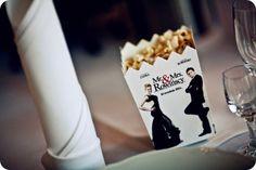 Spersonalizowane pudełko popcornu