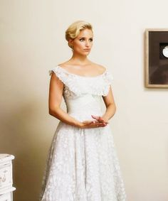Dianna Agron behind the scenes of Sam Smith's 'I'm Not The Only One' video.