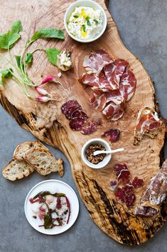Love this photo, made me think of adding some biltong to one of the photo's, we do use biltong and parma ham in some dishes