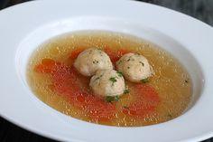 Billas Markklößchen Soup Recipes, Cooking Recipes, Sauerkraut, Unique Recipes, Different Recipes, Caprese Salad, 3 Ingredients, Food Photo, Allrecipes