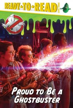 Follow the formation of the Ghostbusters team in this Level 3 Ready-to-Read based on the brand-new Ghostbusters movie! Ghostbusters starring Kristen Wiig and Melissa McCarthyglides into theaters on Ju