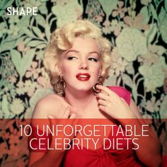 The most popular and successful celebrity diet programs to lose weight. Also includes which celebrities have done particular diets to shed weight fast for films and what those diets are.