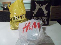Vero does this : Julie | Shoplog Antwerpen III (Lush, H&M, Forever ...