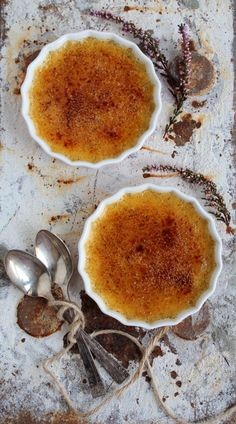 Creme Brûlée...I'm pinning this because I love it and with not one intention of ever attempting to make but just look at that pic...oh my!!!
