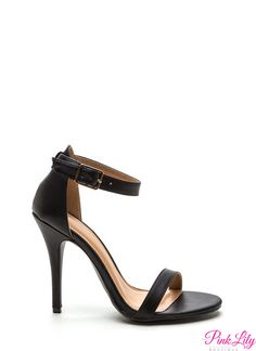 If you're looking for a stylish and versatile pair of heels, you've found what you're looking for!