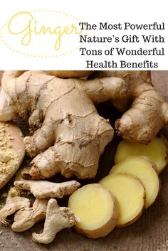 "Ginger belongs to the group of some ancient wonder spices and is given the status of a ""natural medicine chest"" in ancient Ayurvedic medicine. The main reason is because it has proven health benefits that could help us live longer and happier."