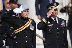 On Thursday, Prince Harry visited Arlington National Cemetery in Virginia.