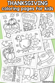 Thanksgiving Free Coloring Pages. 20 Thanksgiving Free Coloring Pages. Free Printable Thanksgiving Coloring Pages