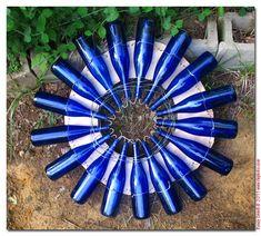 Randy & Meg's Garden Paradise: The Blue Bottle Flower