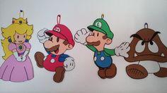 Son los grandes personajes del famoso videojuego, escoje tu favorito