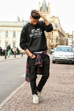 Streetstyle Inspiration for Men! #WORMLAND Men's Fashion