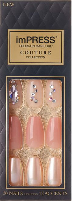 Gel Nails, Manicure, Nail Art Designs Videos, Clear Nail Polish, Clean Nails, Couture Collection, Natural Looks, Natural Nails, You Nailed It