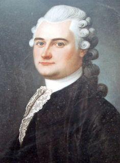 Marquis Jean-Jacques d'Ayguesvives (1738 - 1794), Premier Président au Parlement de Toulouse.