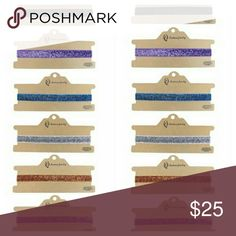 Chokers Gorgeous sparkly chokers. Trendy and perfect for adding a pop to any outfit! I have one of each color, right now. Specify which color you want when you order. Jewelry Necklaces