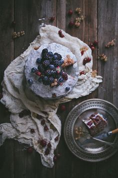 (via Adventures in Cooking: Black & Blueberry Brown Butter...