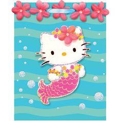 Hello Kitty Mermaid Universal Gift Bag