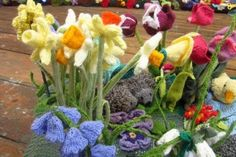 knit garden - Google Search