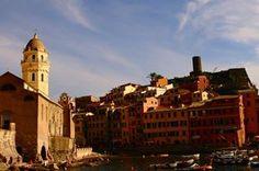Vernazza, Cinque Terre, Italy Cinque Terre, San Francisco Ferry, Notre Dame, Italy, Building, Travel, Destinations, Viajes, Italia