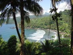 Sete ondas São Tomé.