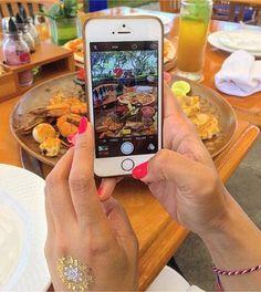 WEBSTA @ ayodyabali - Snap it before you'll eat it 😄 📷 : Restaurant, Eat, Food, Diner Restaurant, Essen, Meals, Restaurants, Yemek, Eten