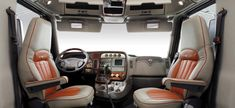 International- LoneStar Truck - Truck Interior...  Nice!!