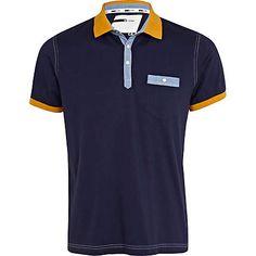 Blue D Code polo shirt £22.00