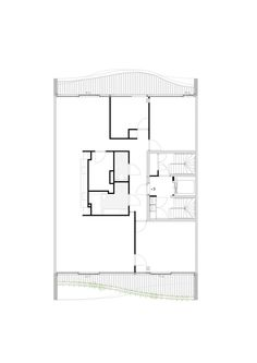 Lofts aan de Amstel,2nd Floor Plan