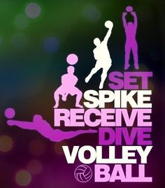 REALLY wish i was playing volleyball tonight.Volleyball camp next week! Spike Volleyball, Volleyball Memes, Volleyball Photos, Play Volleyball, Volleyball Players, Softball, Volleyball Setter, Volleyball Training, Volleyball Wallpaper