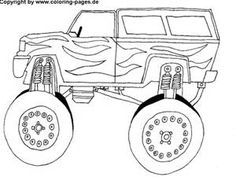 Muscle Car Coloring Pages For Boys Bing Images Coloring Pages