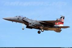 Singapore - Air Force; Boeing F-15SG Strike Eagle;