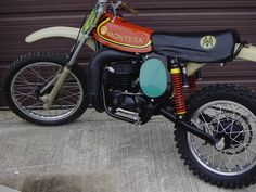 Montesa Cappra VB 250 1977
