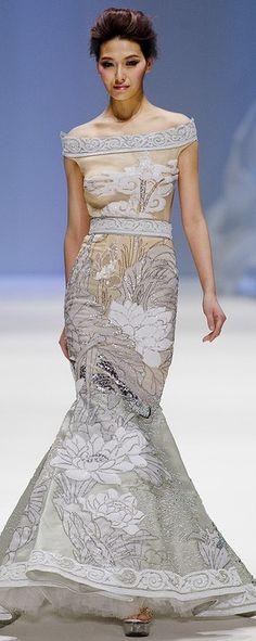 Zhang jingjing spring summer 2013 haute couture ♥✤   Keep the Glamour   BeStayBeautiful