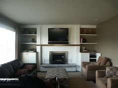 Find This Pin And More On Downstairs Room Ideas By Meythodrider. 12  Excellent Built In Wall Units With Fireplace Photograph Ideas