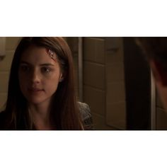 3.09 The Girl Who Knew Too Much (1080p) - teenwolf309 0880 - Teen Wolf... ❤ liked on Polyvore featuring adelaide kane
