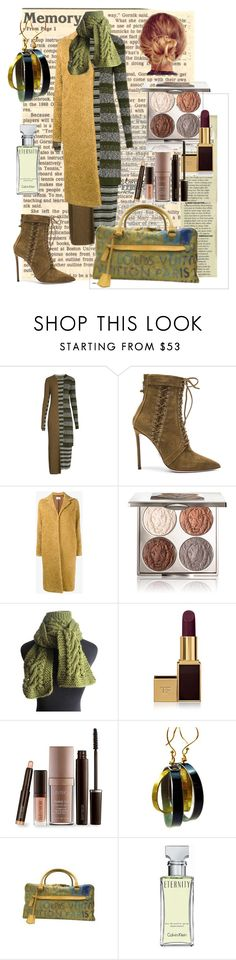 """""""Bon Voyage"""" by jellyfish-c ❤ liked on Polyvore featuring Maison Margiela, Oscar Tiye, Maryam Nassir Zadeh, Chantecaille, Tom Ford, Laura Mercier, Louis Vuitton and Calvin Klein"""